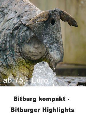 Bitburg kompakt - Bitburger Highlights aus 2000 Jahren
