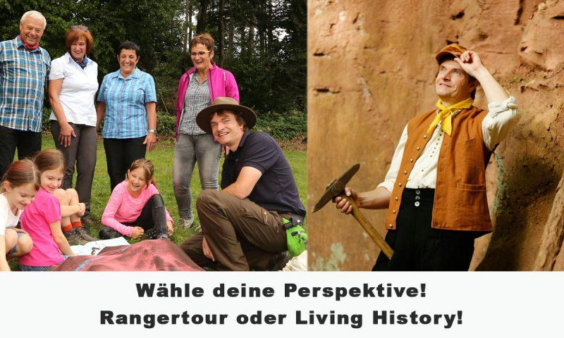 Ranger_VS_Living_History